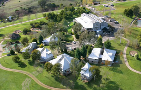 Pinnacle Valley Resort - Dalby Accommodation