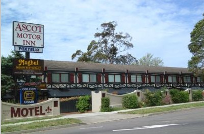 Ascot Motor Inn - Dalby Accommodation