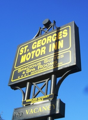 St Georges Motor Inn - Dalby Accommodation