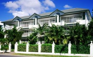 Costa Royale Beachfront Apartments - Dalby Accommodation