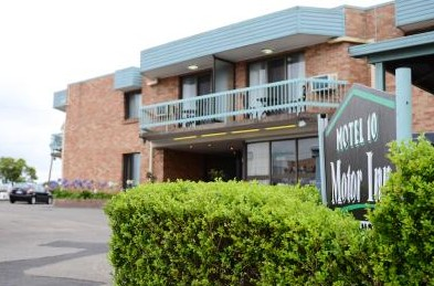 Motel 10 Motor Inn - Dalby Accommodation