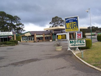 Governors Hill Motel - Dalby Accommodation
