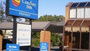 Comfort Inn  Suites Essendon - Dalby Accommodation