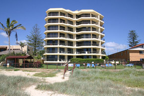 Spindrift On The Beach - Dalby Accommodation