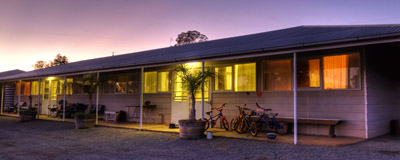 Merna Mora Holiday Units - Dalby Accommodation