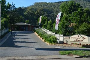 Bright Colonial Inn Motel - Dalby Accommodation