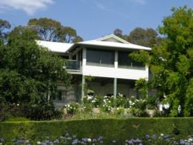 Riverscape Holiday Home - Dalby Accommodation