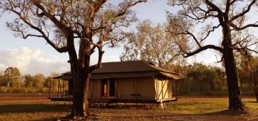 Wildman Wilderness Lodge - Dalby Accommodation