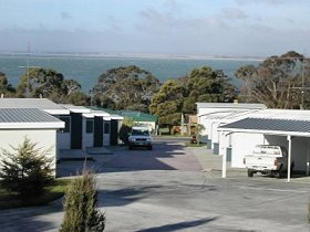 Old Pier Apartments - Dalby Accommodation