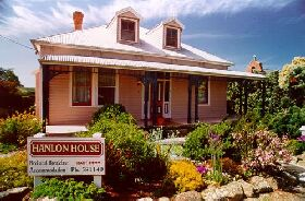 Hanlon House - Dalby Accommodation