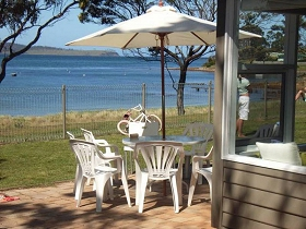 Orford on the Beach - Dalby Accommodation