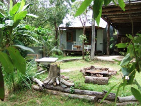 Ride On Mary Bush Cabin Adventure Stay - Dalby Accommodation