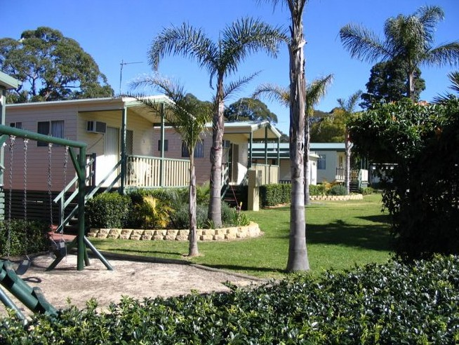 Jervis Bay Caravan Park - Dalby Accommodation