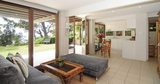 Bungalows on the Beach - Dalby Accommodation