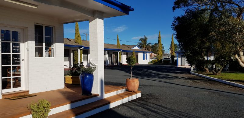 Colonial Motel - Dalby Accommodation