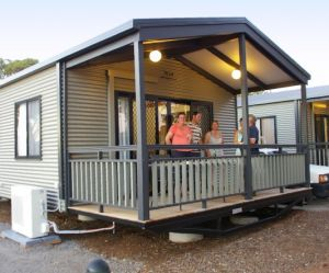 Broken Hill Tourist Park - Dalby Accommodation