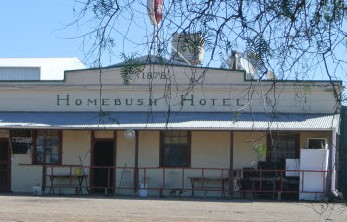 The Homebush - Dalby Accommodation