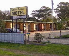 Golfers Retreat Motel - Dalby Accommodation