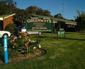 Greenways Holiday Units - Dalby Accommodation