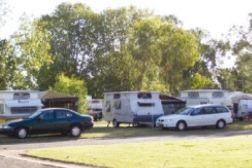Big Sky Caravan Park - Dalby Accommodation