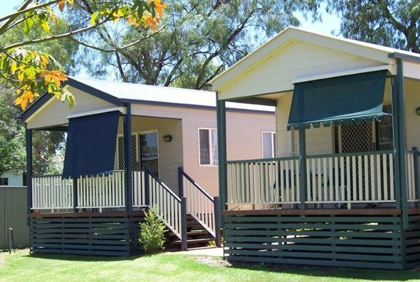 Dalby Tourist Park - Dalby Accommodation