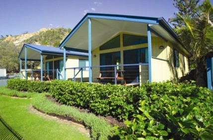 Gold Coast Tourist Parks Ocean Beach - Dalby Accommodation