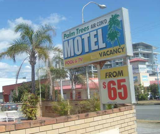 Palm Trees Motel - Dalby Accommodation
