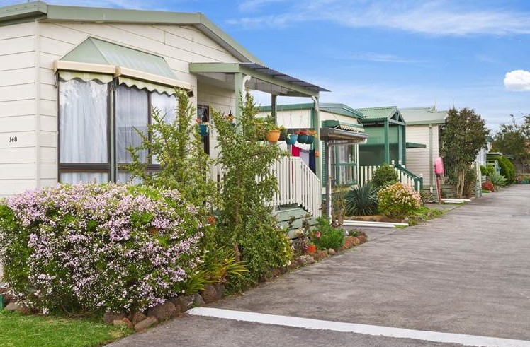 Chelsea Holiday Park - Dalby Accommodation