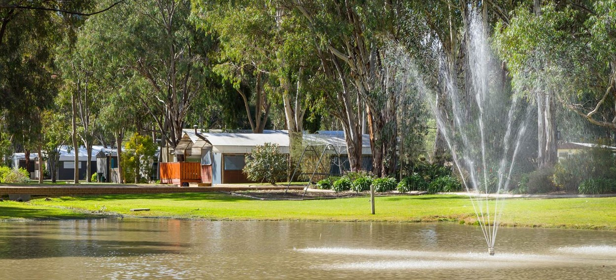 Time Out Holiday Park - Dalby Accommodation