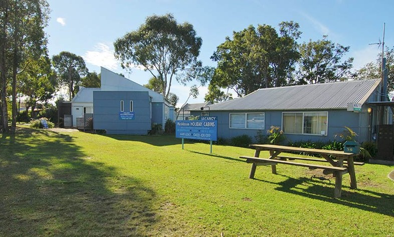 Huskisson Holiday Cabins - Dalby Accommodation
