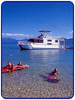Hinchinbrook Rent A Yacht And House Boat - Dalby Accommodation