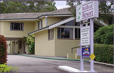 Redleaf Resort - Dalby Accommodation