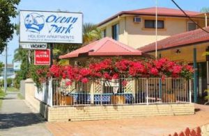Ocean Park Motel and Holiday Apartments - Dalby Accommodation