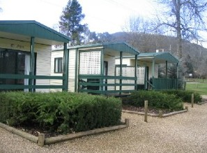 Bright Riverside Holiday Park - Dalby Accommodation