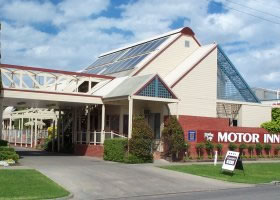 Riverboat Lodge Motor Inn - Dalby Accommodation
