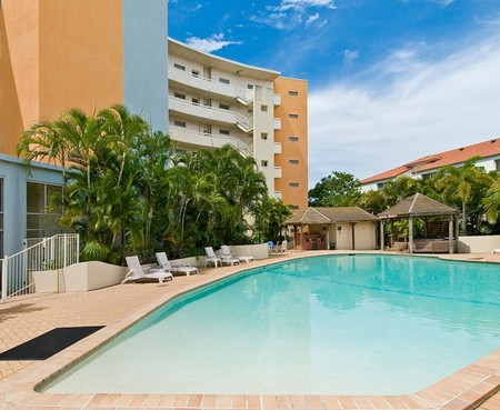 Rays Resort Apartments - Dalby Accommodation