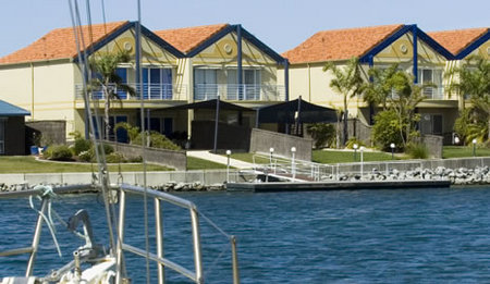 Port Lincoln Waterfront Apartments - Dalby Accommodation