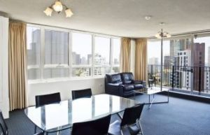 Condor Ocean View Apartments - Dalby Accommodation
