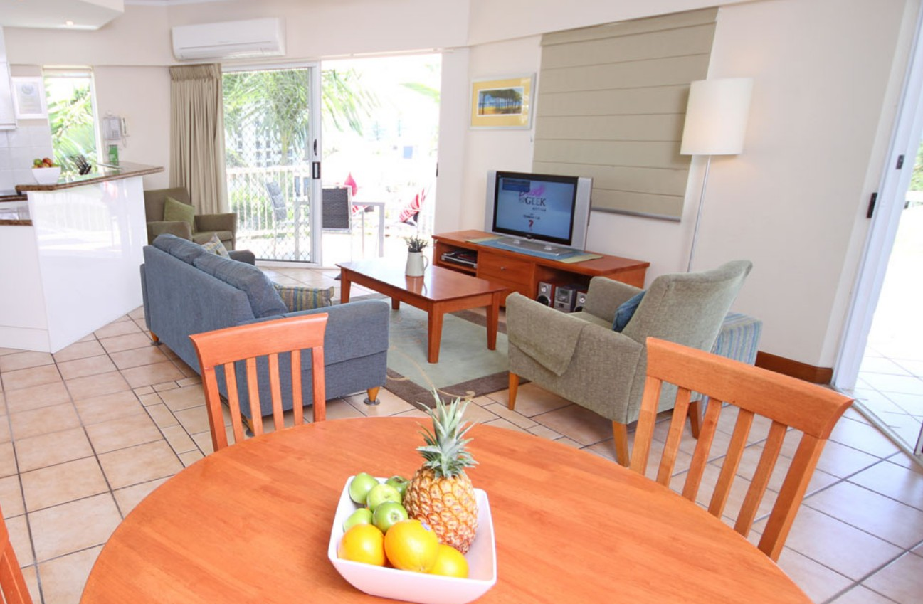 Coolum Seaside Apartments - Dalby Accommodation