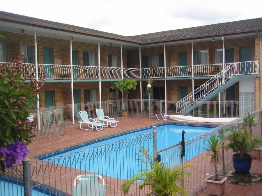 The Coasters Motel - Dalby Accommodation