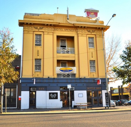 The Spencer City Central Hotel - Dalby Accommodation