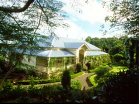 The Falls Rainforest Cottages - Dalby Accommodation