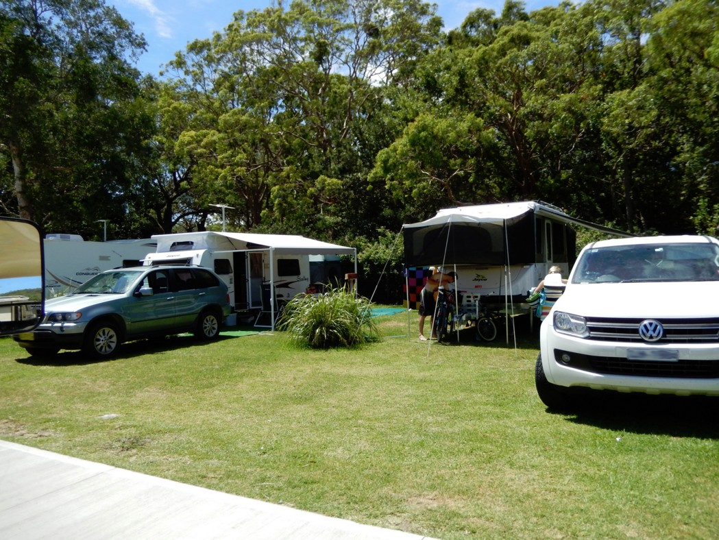 Middle Rock Holiday Resort - Dalby Accommodation