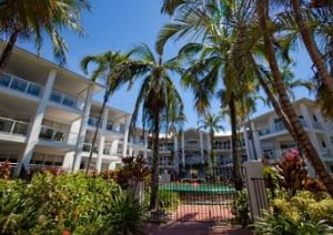 Port Douglas Beachfront Terraces - Dalby Accommodation