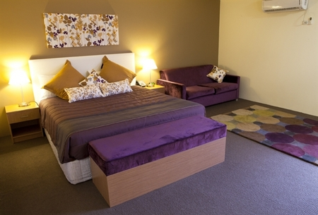 Comfort Inn Hunts Liverpool - Dalby Accommodation