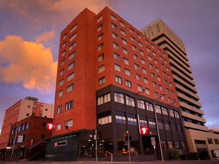 Travelodge Hotel Hobart - Dalby Accommodation