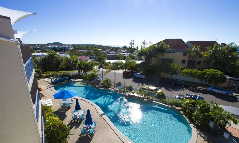 Endless Summer Resort - Dalby Accommodation