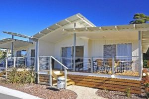 BIG4 Easts Beach Holiday Park - Dalby Accommodation