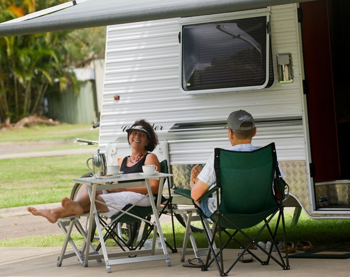 Coolum Beach Holiday Park - Dalby Accommodation