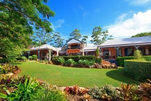 Montville Provencal Boutique Hotel - Dalby Accommodation